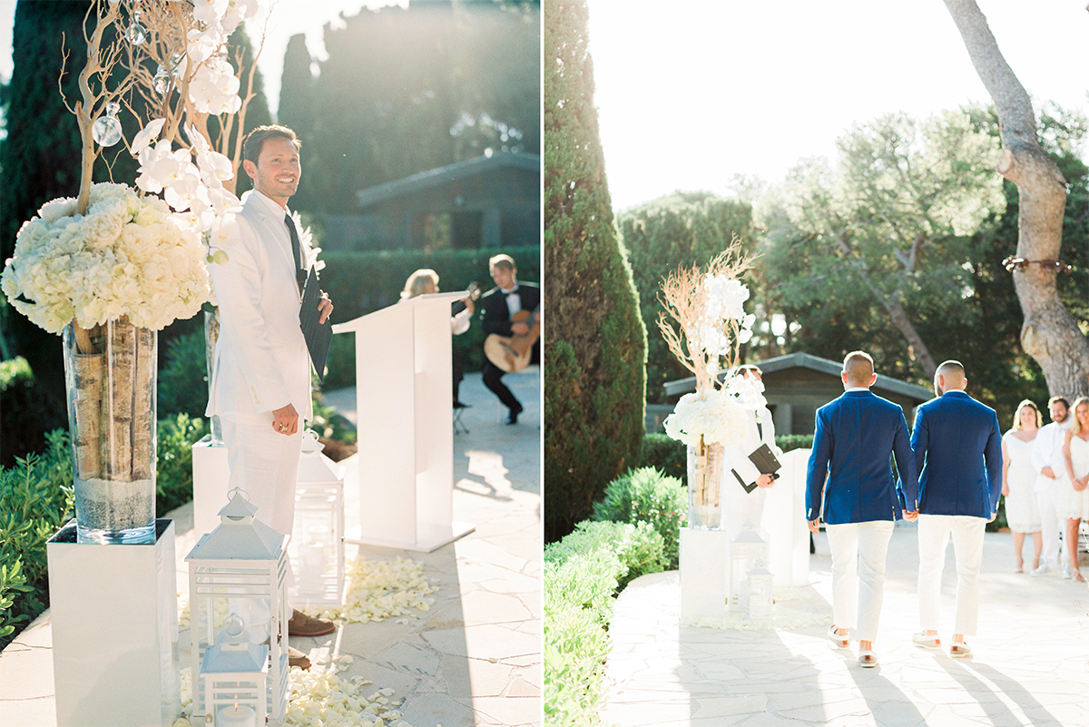 Grand-Hôtel du Cap-Ferrat Wedding Photographer