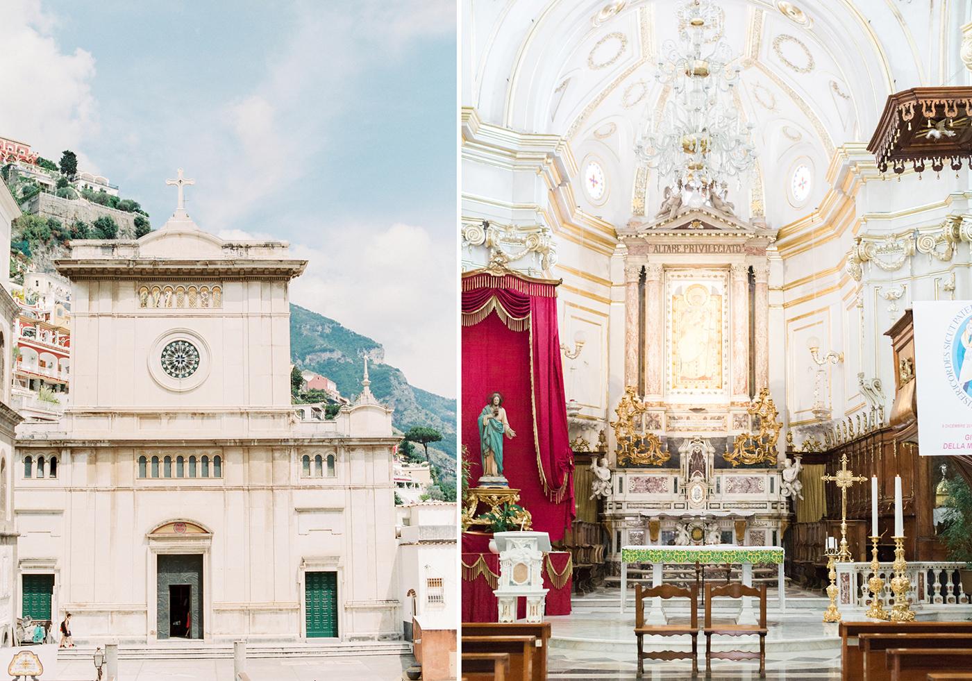 Chiesa di Santa Maria Assunta Positano, Italy