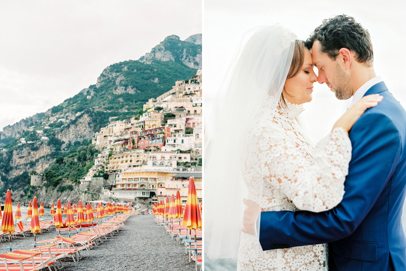 Positano Italy Film Wedding Photographer