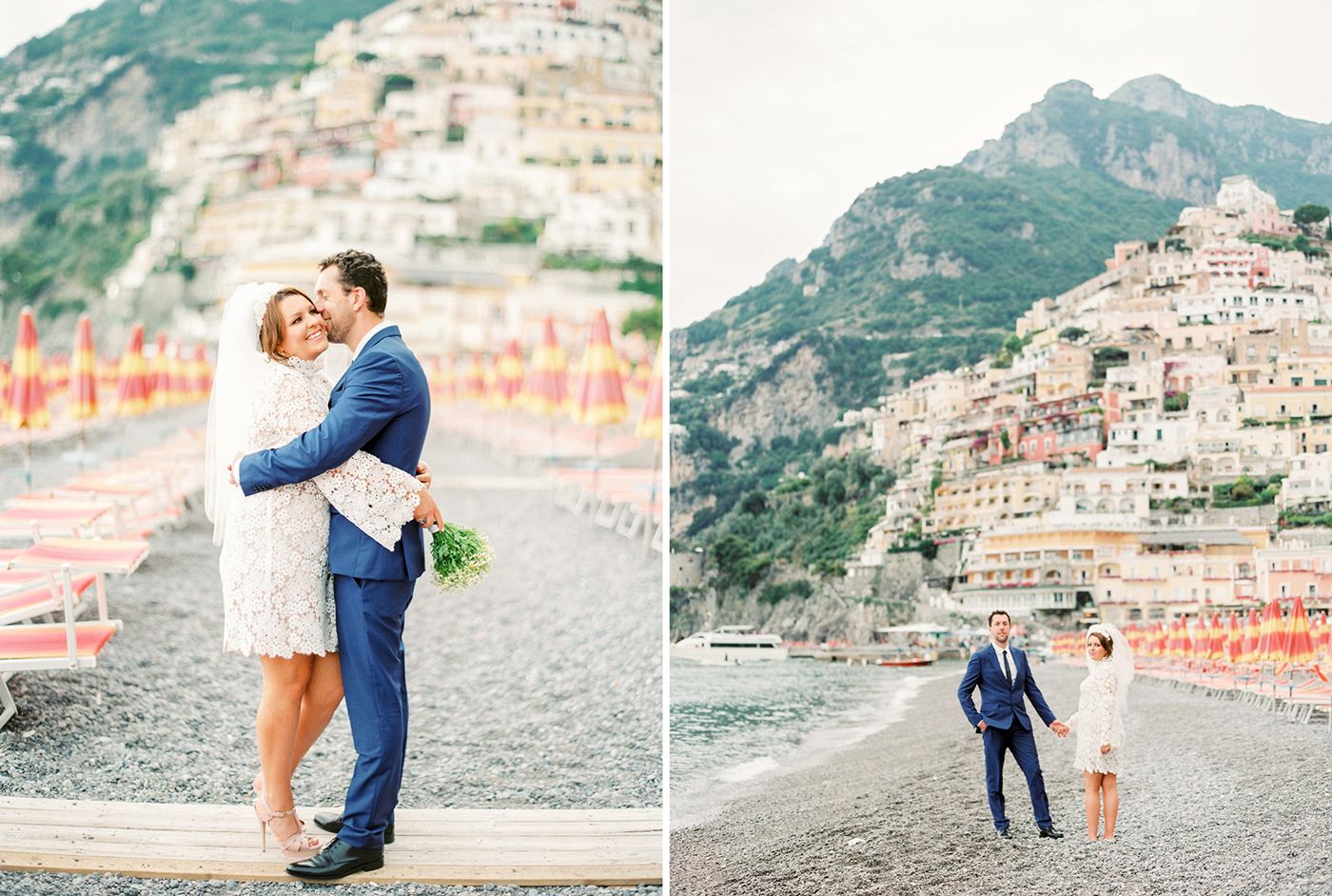 Amalfi Coast Italy Film Wedding Photographer