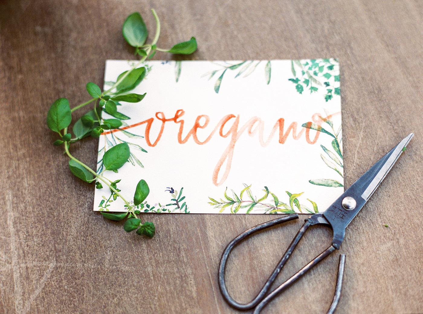 Wedding Escort Card Table