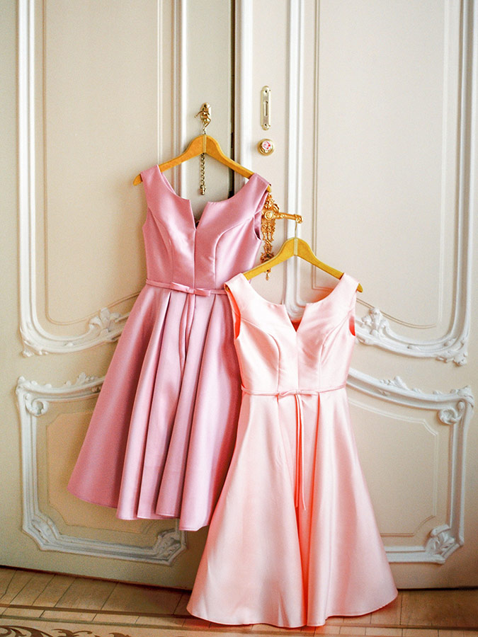 Bridesmaids Dresses at Imperial Vienna