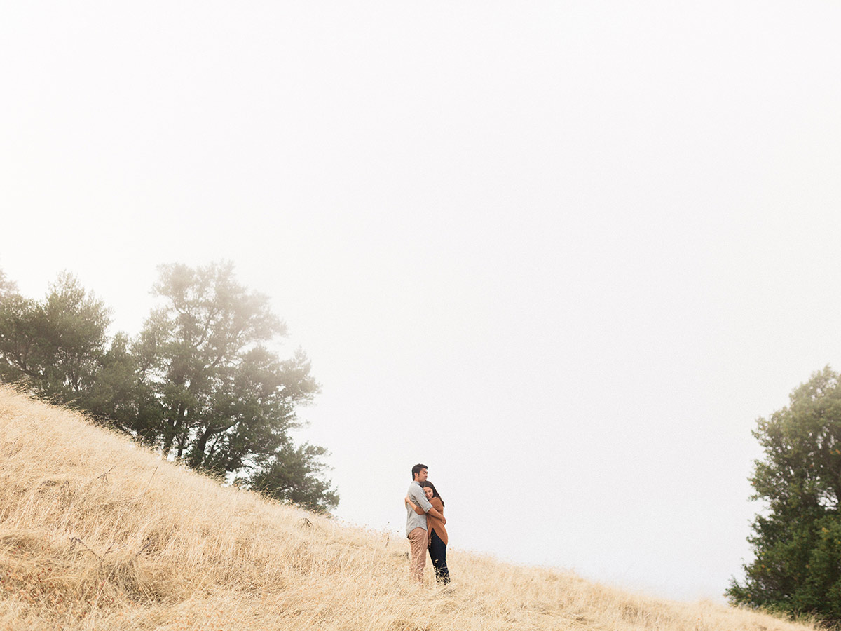 Mount Tam Engagement Photos
