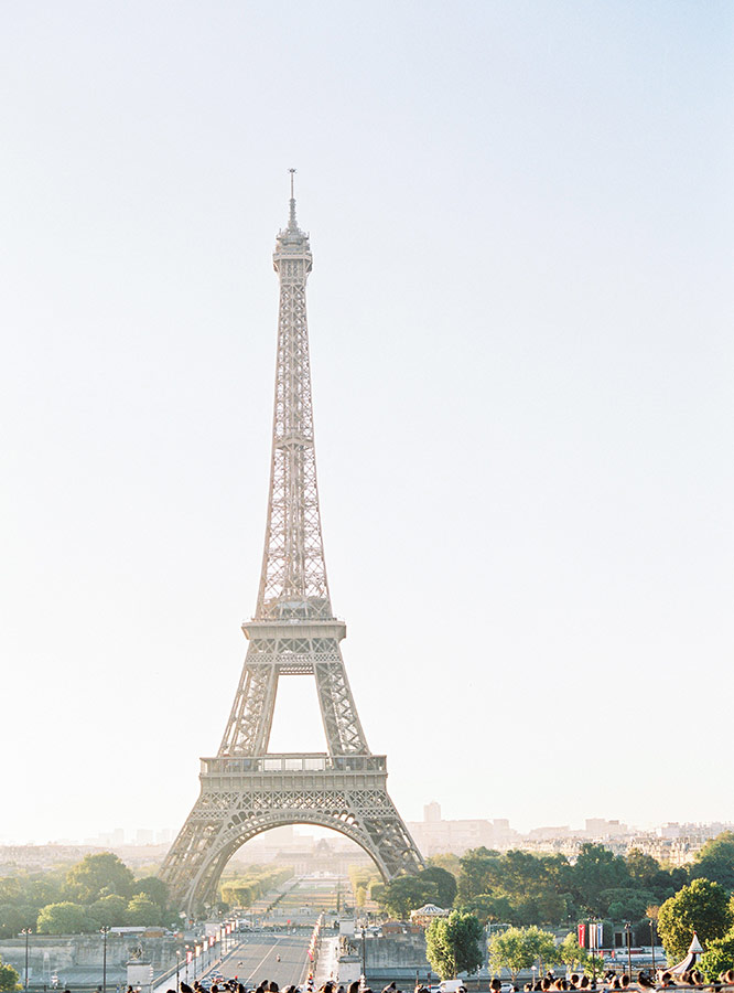Paris Film Wedding Photographer