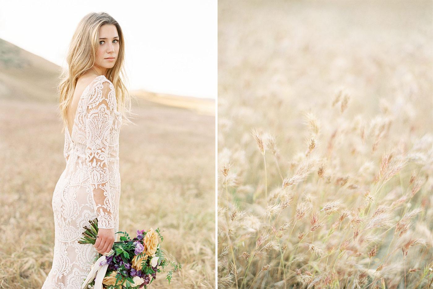 Fine Art Film Wedding Photographer San Luis Obispo