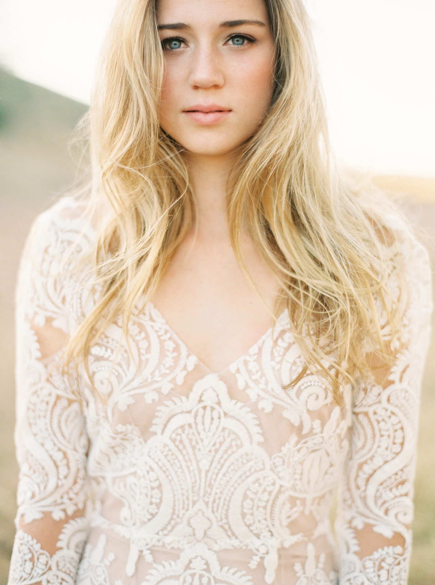 Tara Lauren Harlow Wedding Dress