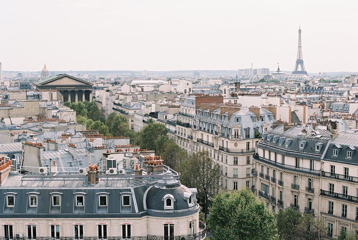 Paris Film Wedding Photographer