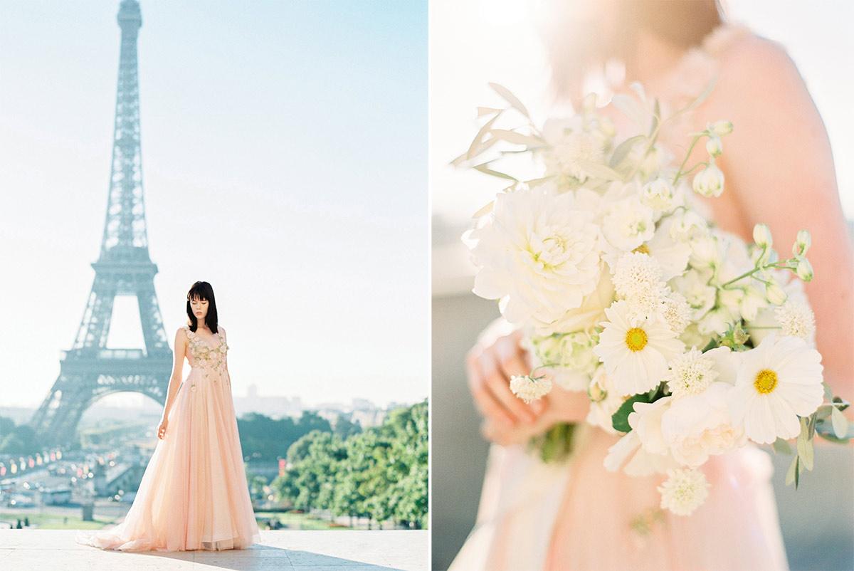 Paris Fine Art Wedding Photographer