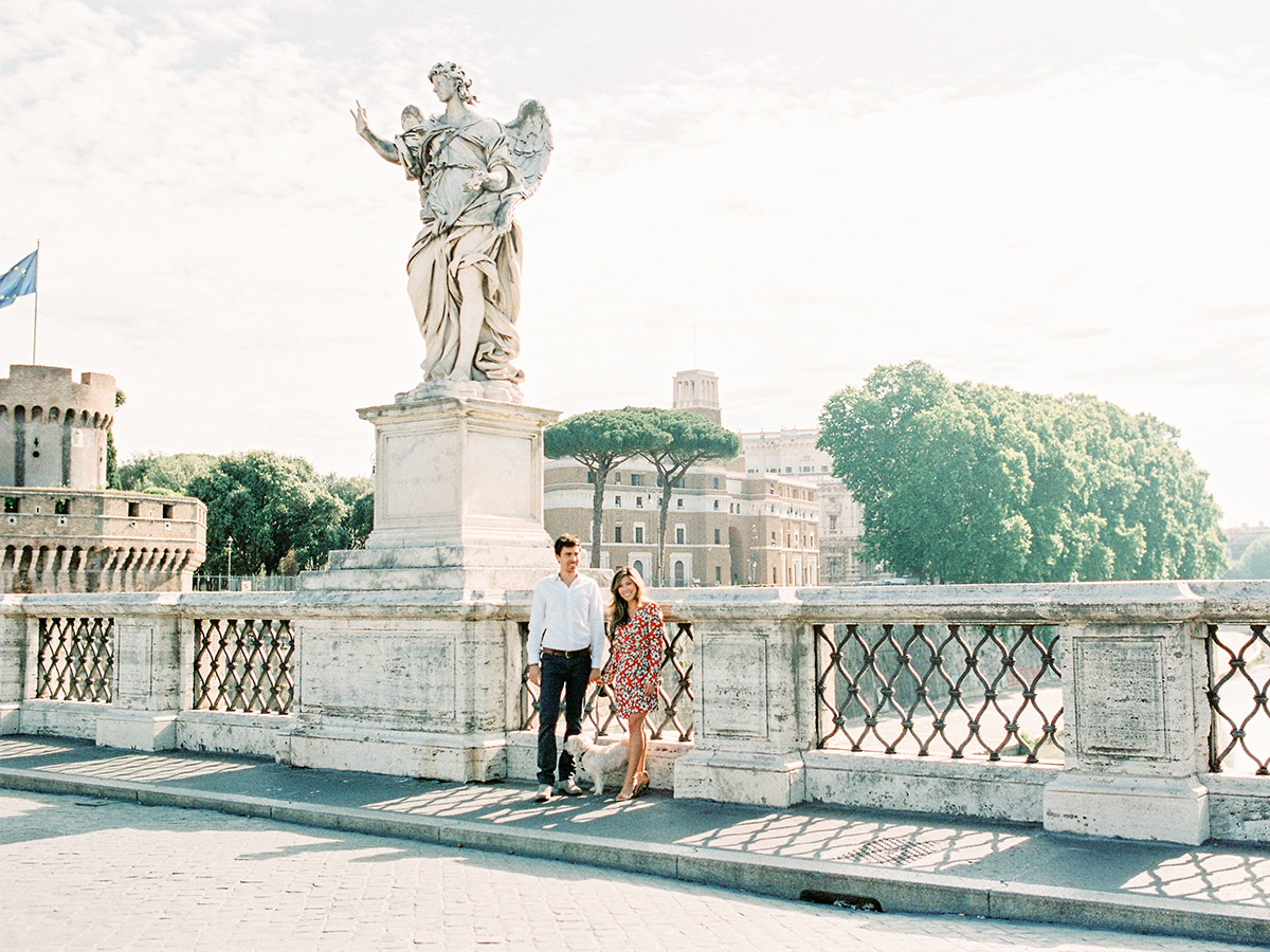 Rome Film Wedding Photographer