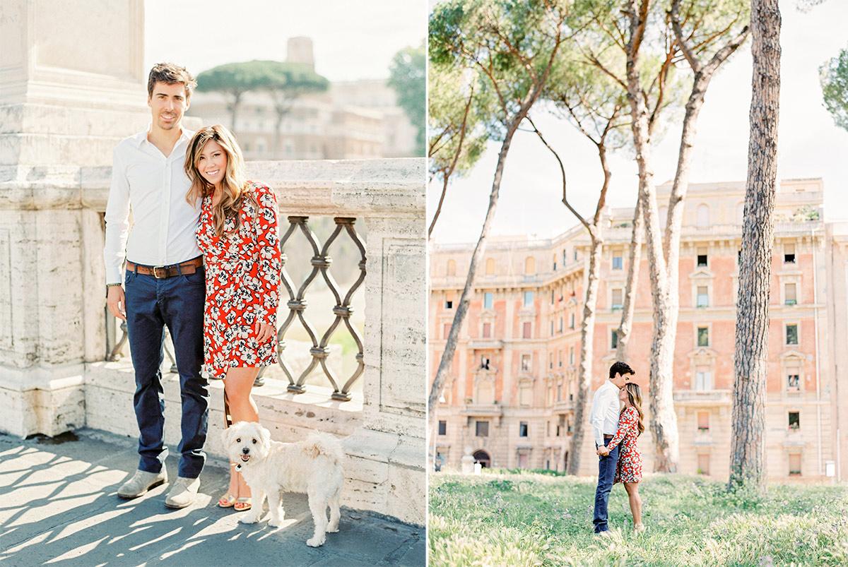 Rome Film Wedding Photographer