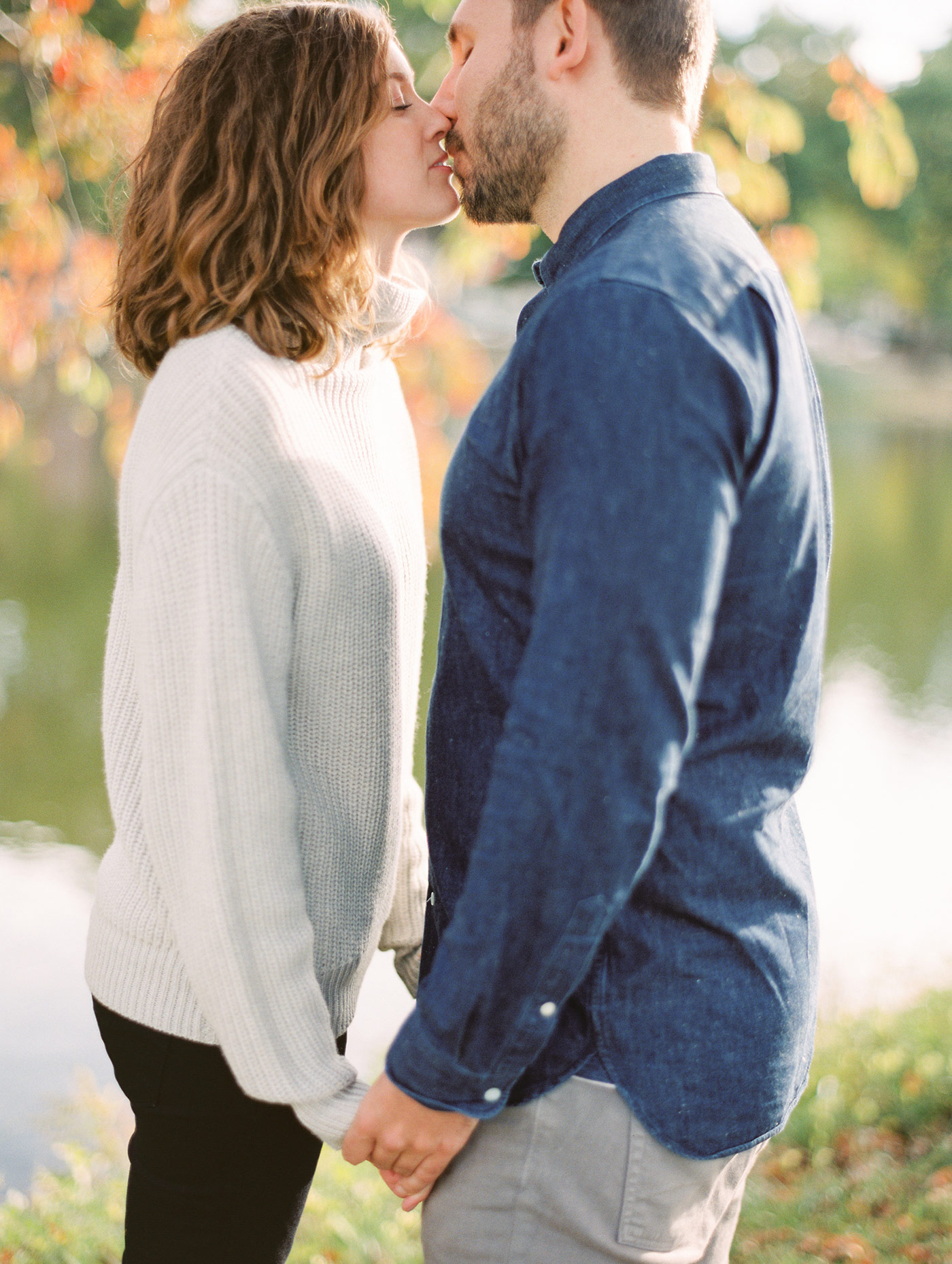 Boston Engagement Photographer Ashley Ludaescher Photography