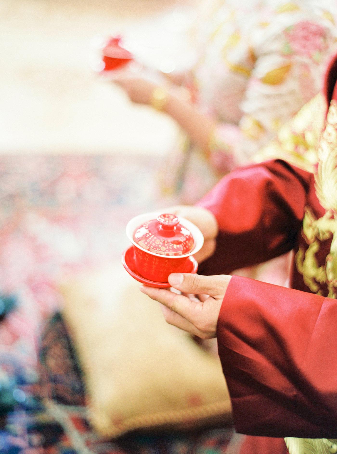 Chinese Tea Ceremony Hotel Imperial Vienna Wedding