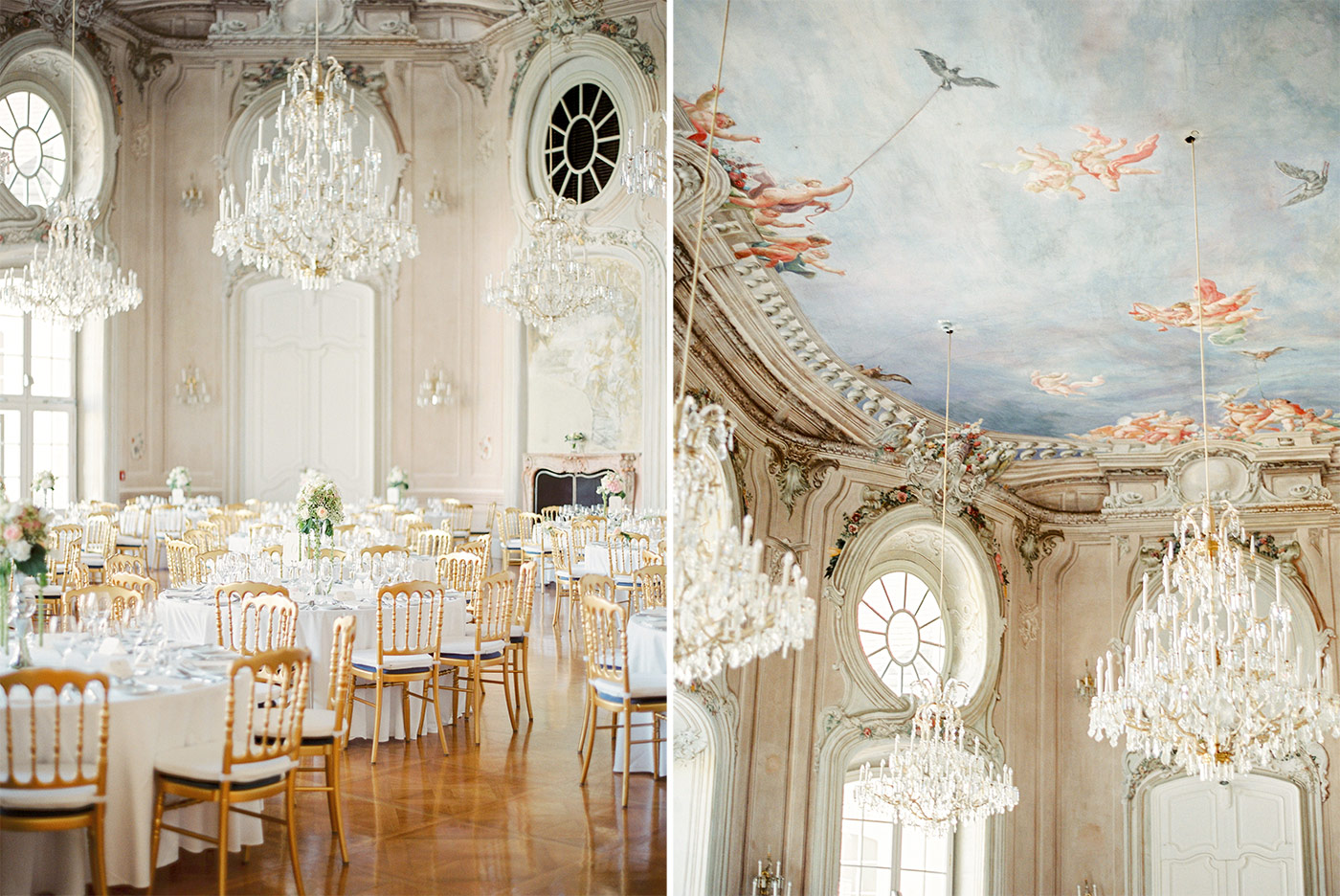 Conference Center Laxenburg Vienna Austria Wedding Photographer
