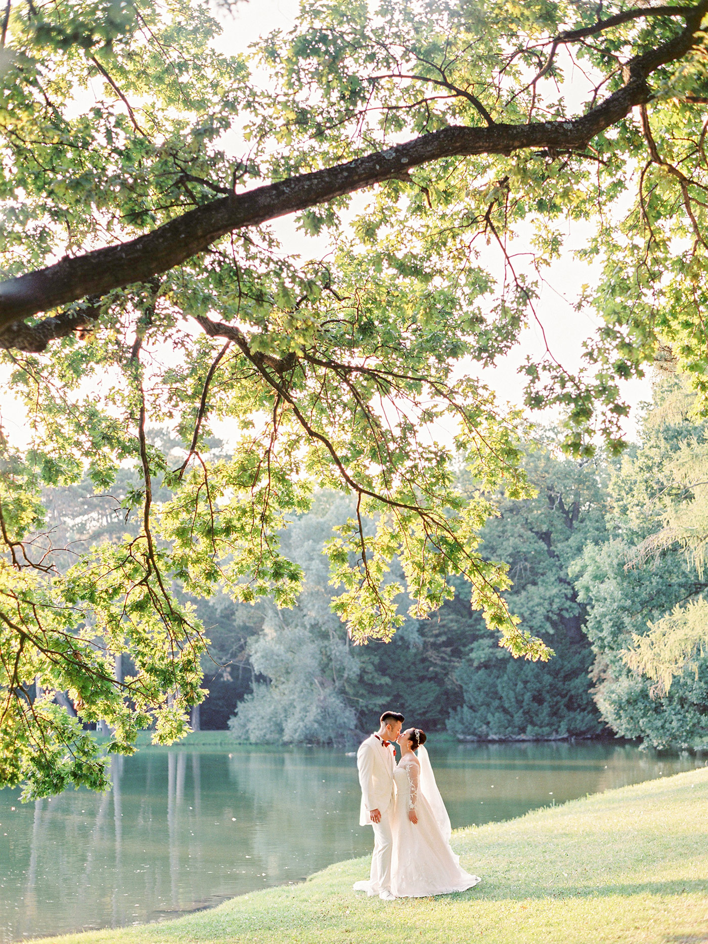 Conference Center Schlosspark Laxenburg Vienna Austria Wedding Photographer
