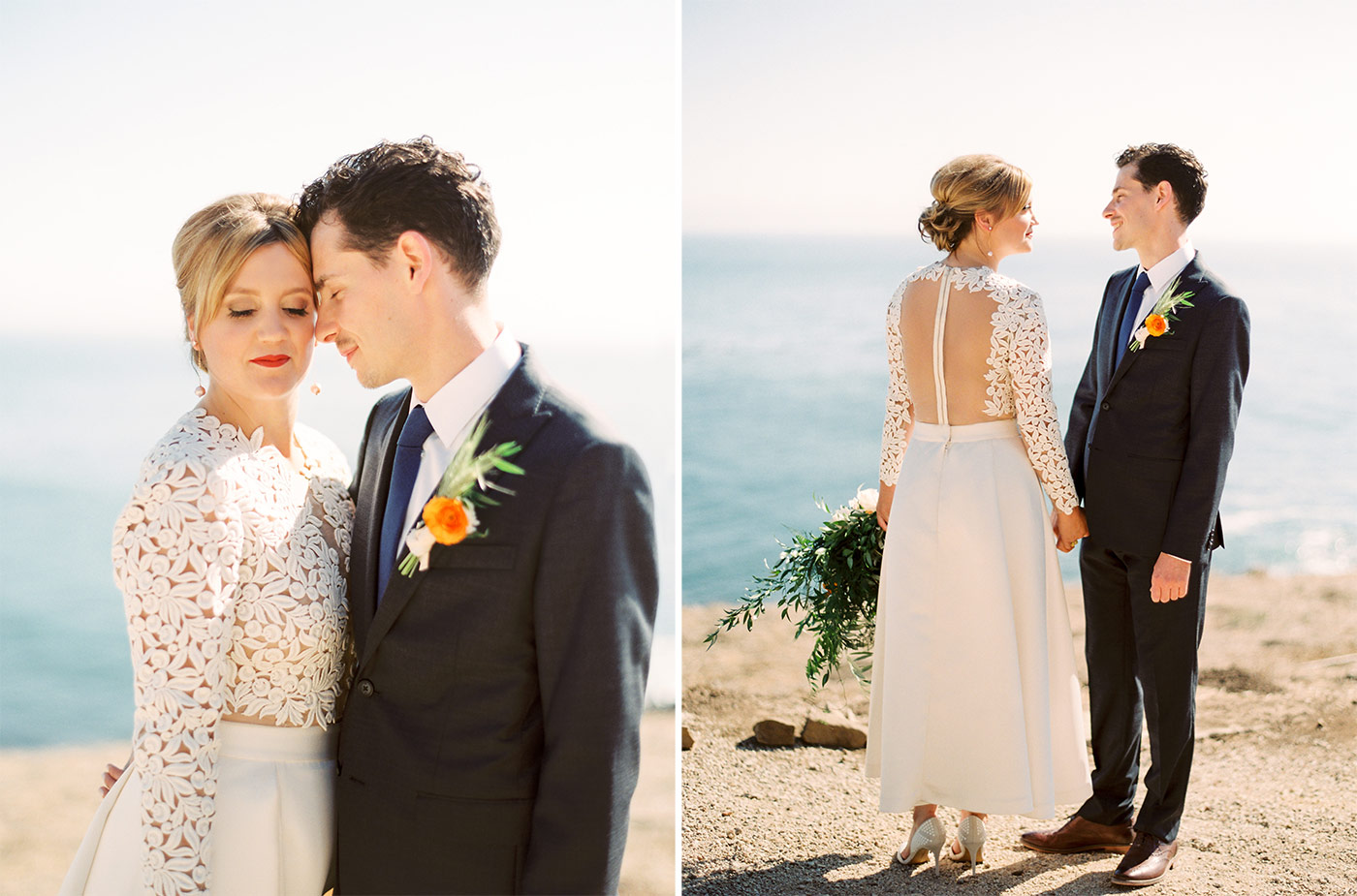 Point San Luis Lighthouse Wedding Photographer