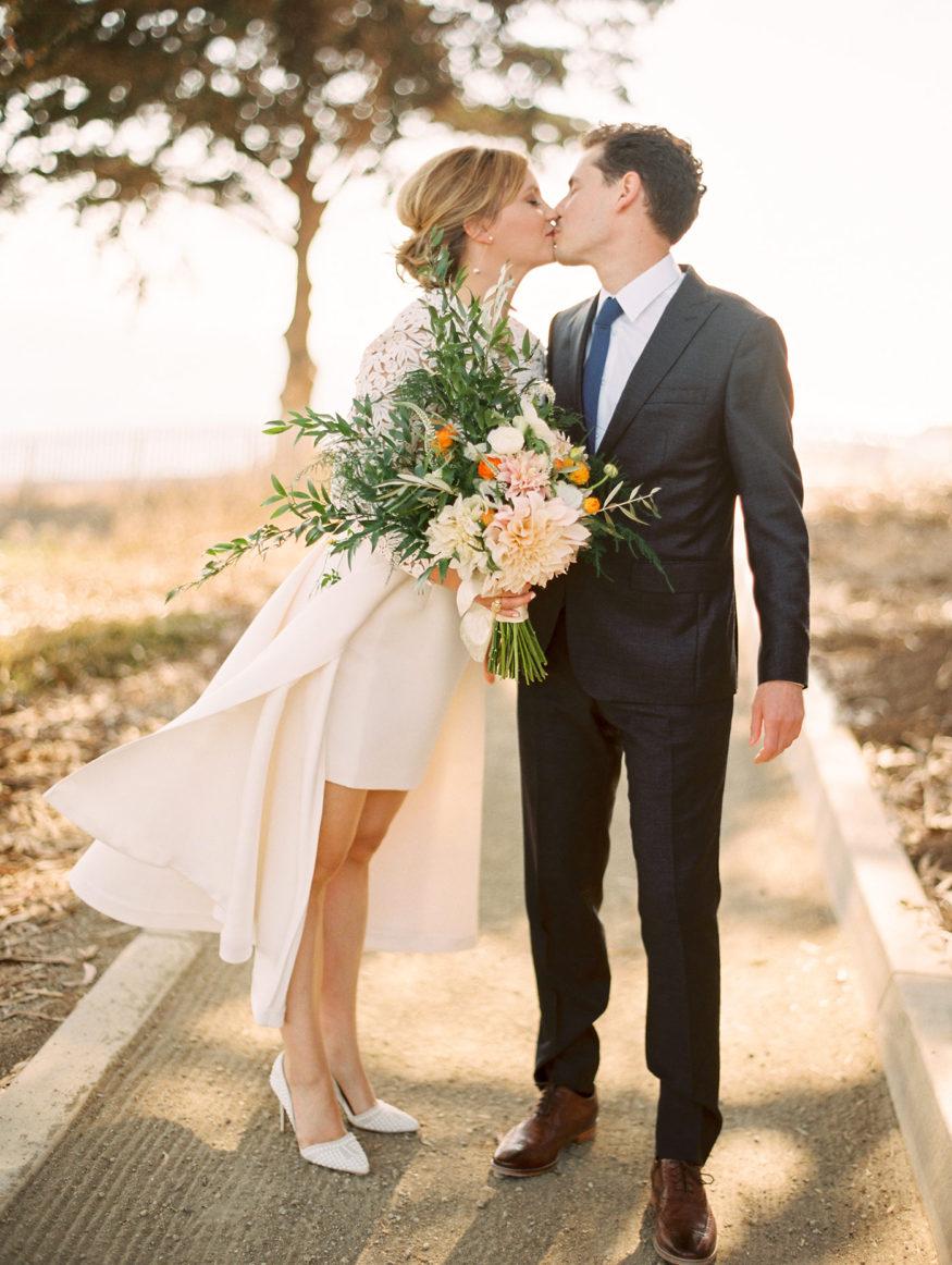 Point San Luis Lighthouse Wedding
