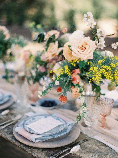 Provencal Wedding at Terra Mia