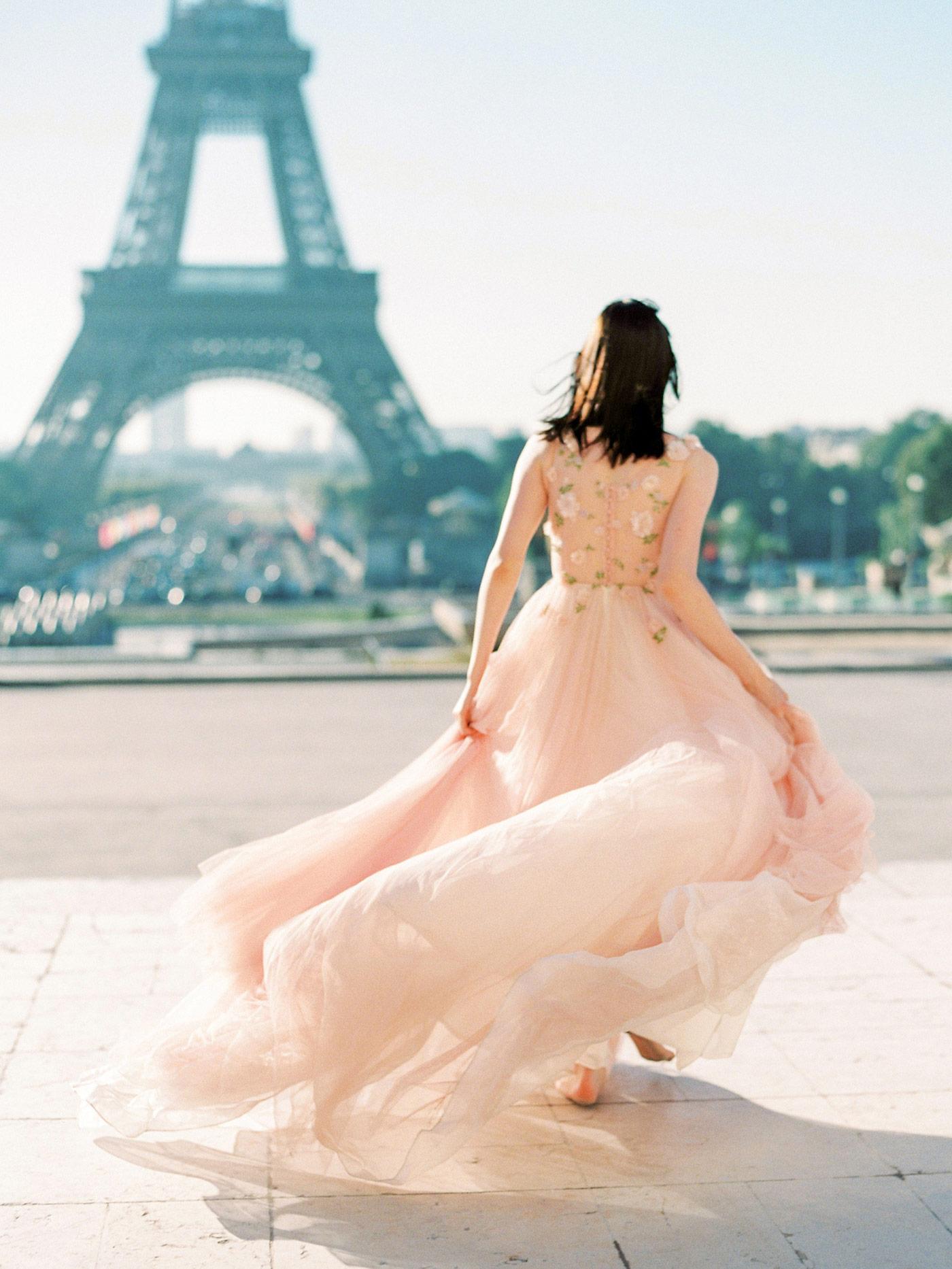 Fine Art Film Wedding Photographer Paris France