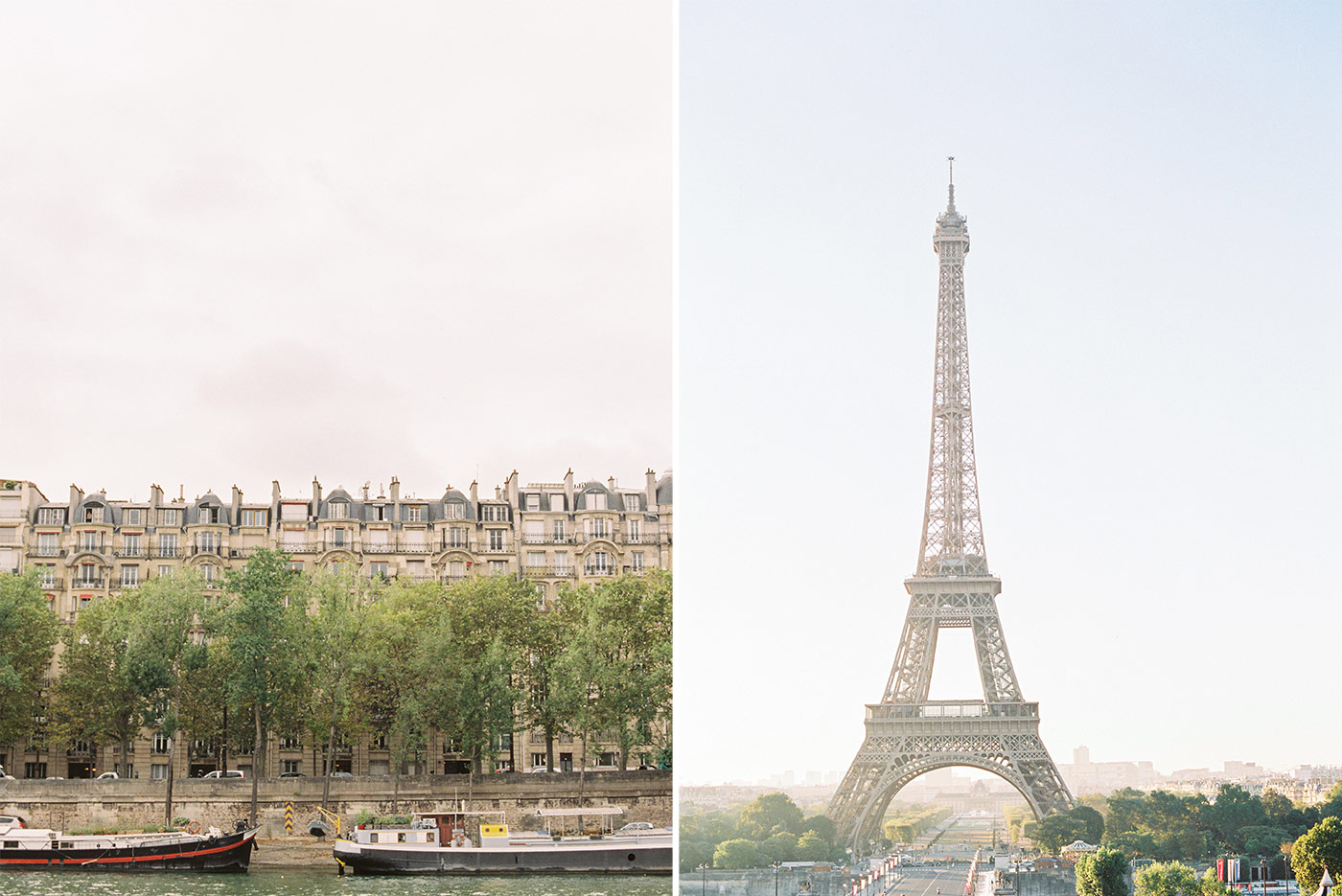 Fine Art Film Wedding Photographer Paris France