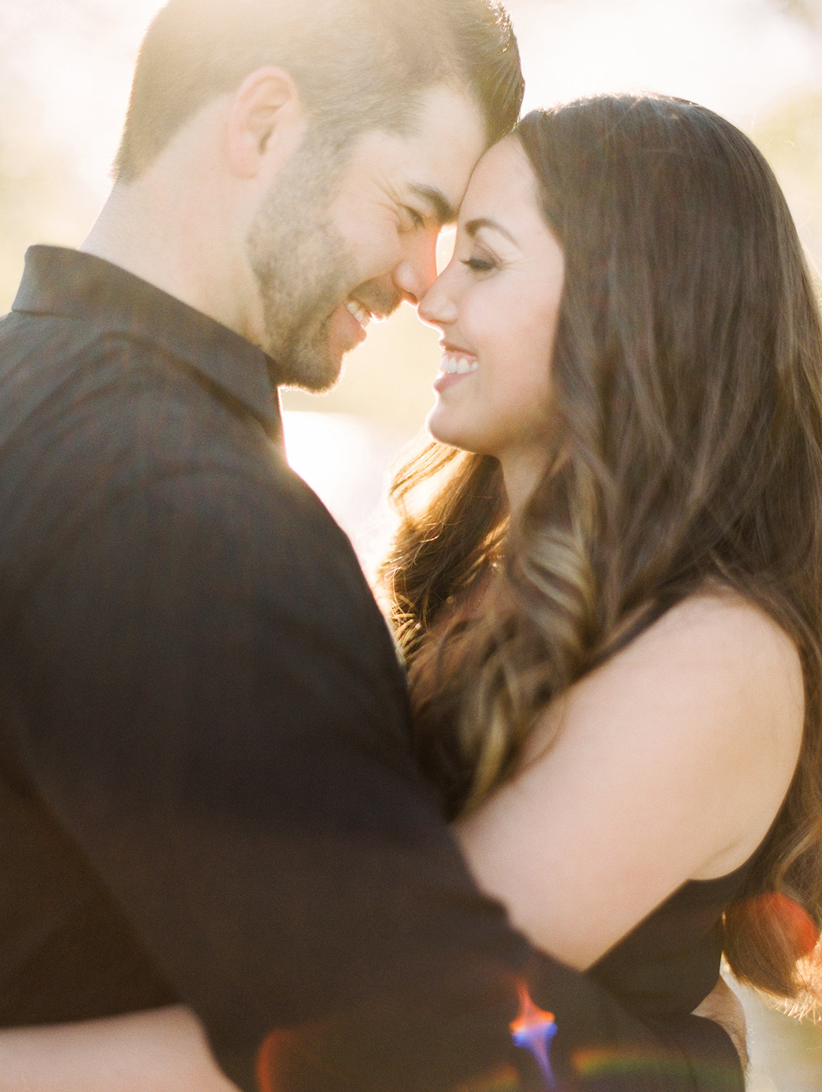 Greengate Ranch and Vineyard San Luis Obispo Engagement Photo