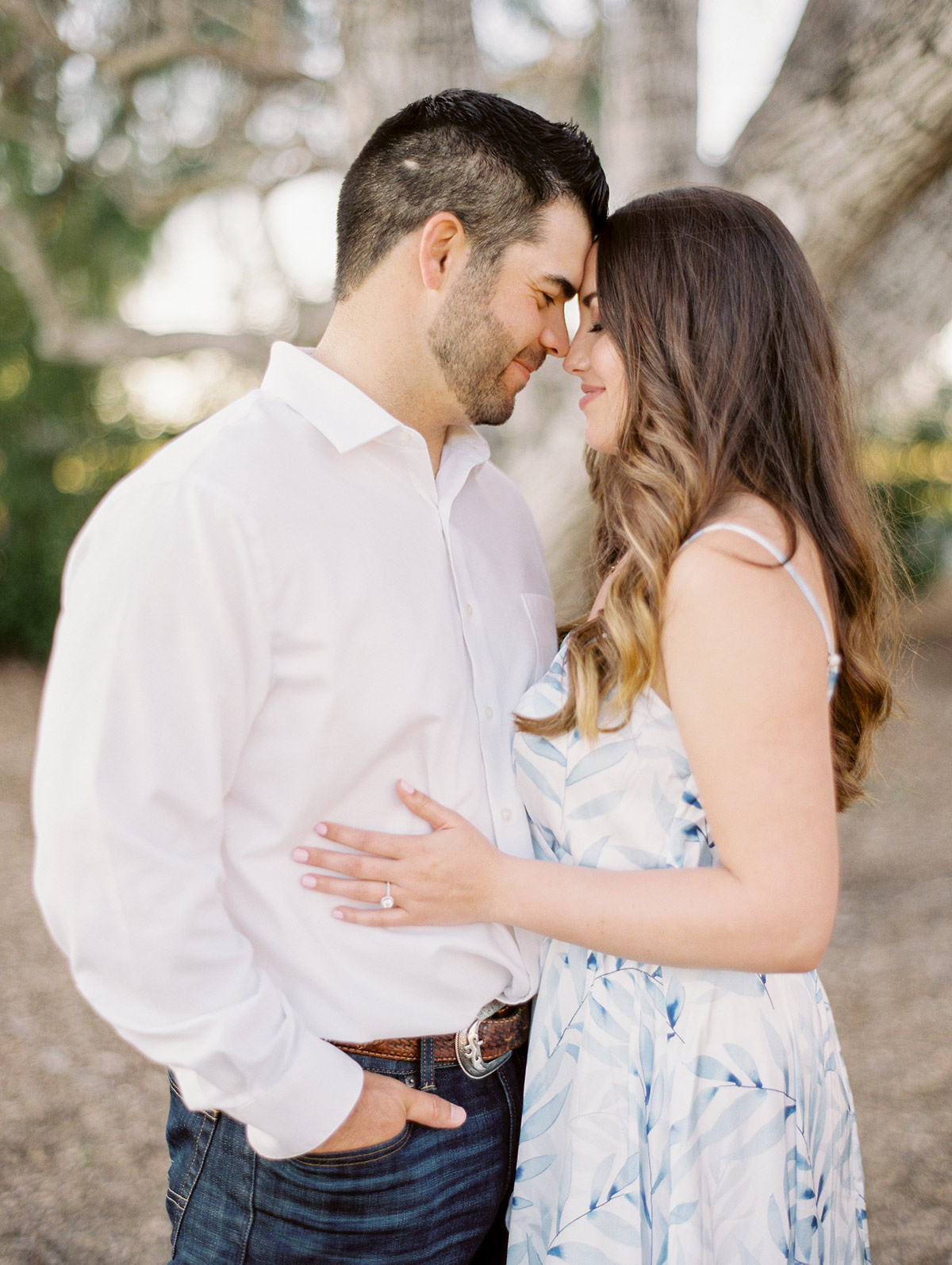 Greengate Ranch and Vineyard San Luis Obispo Engagement