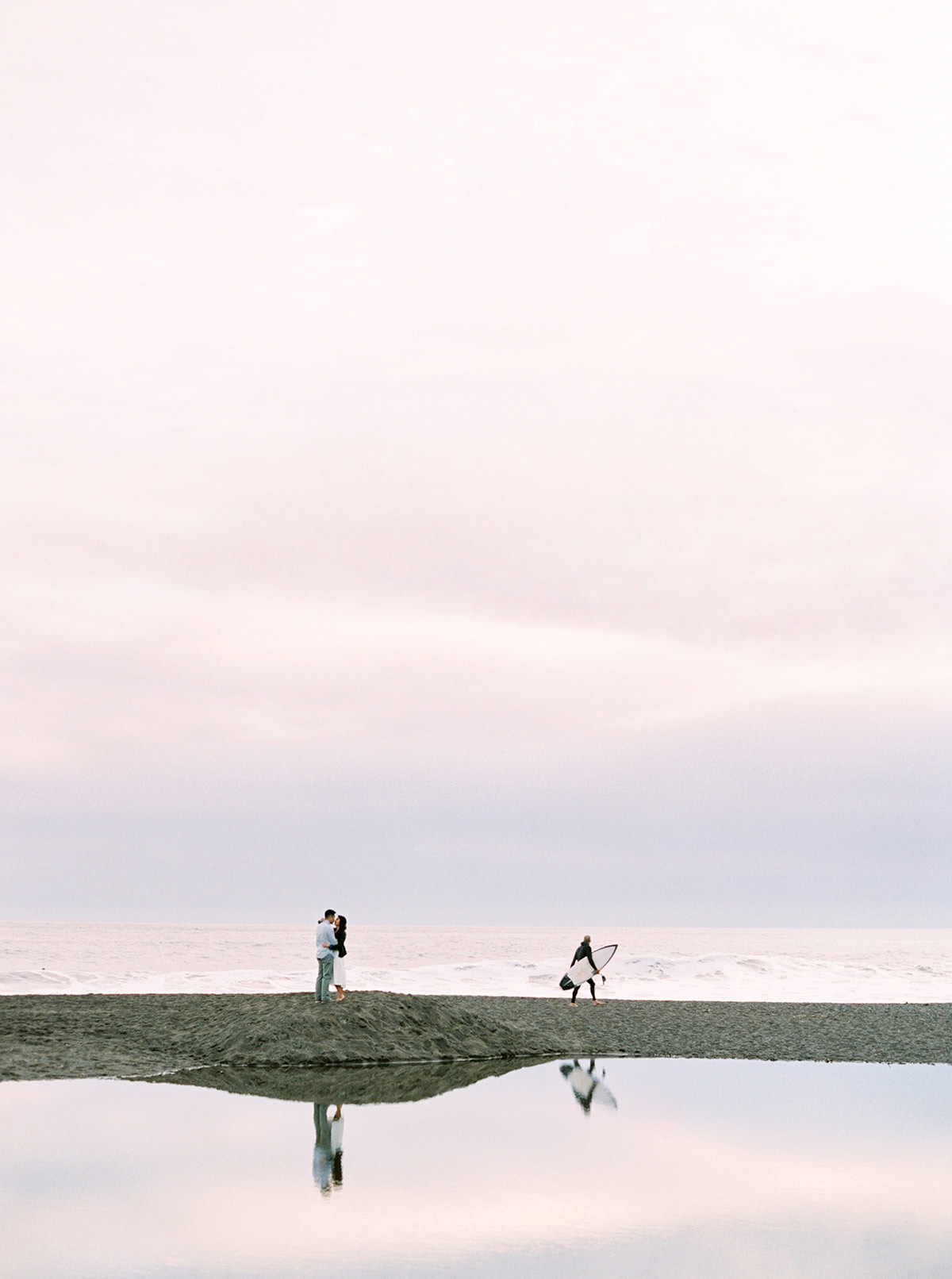 Marin Headlands Engagement Session San Francisco Wedding Photographer