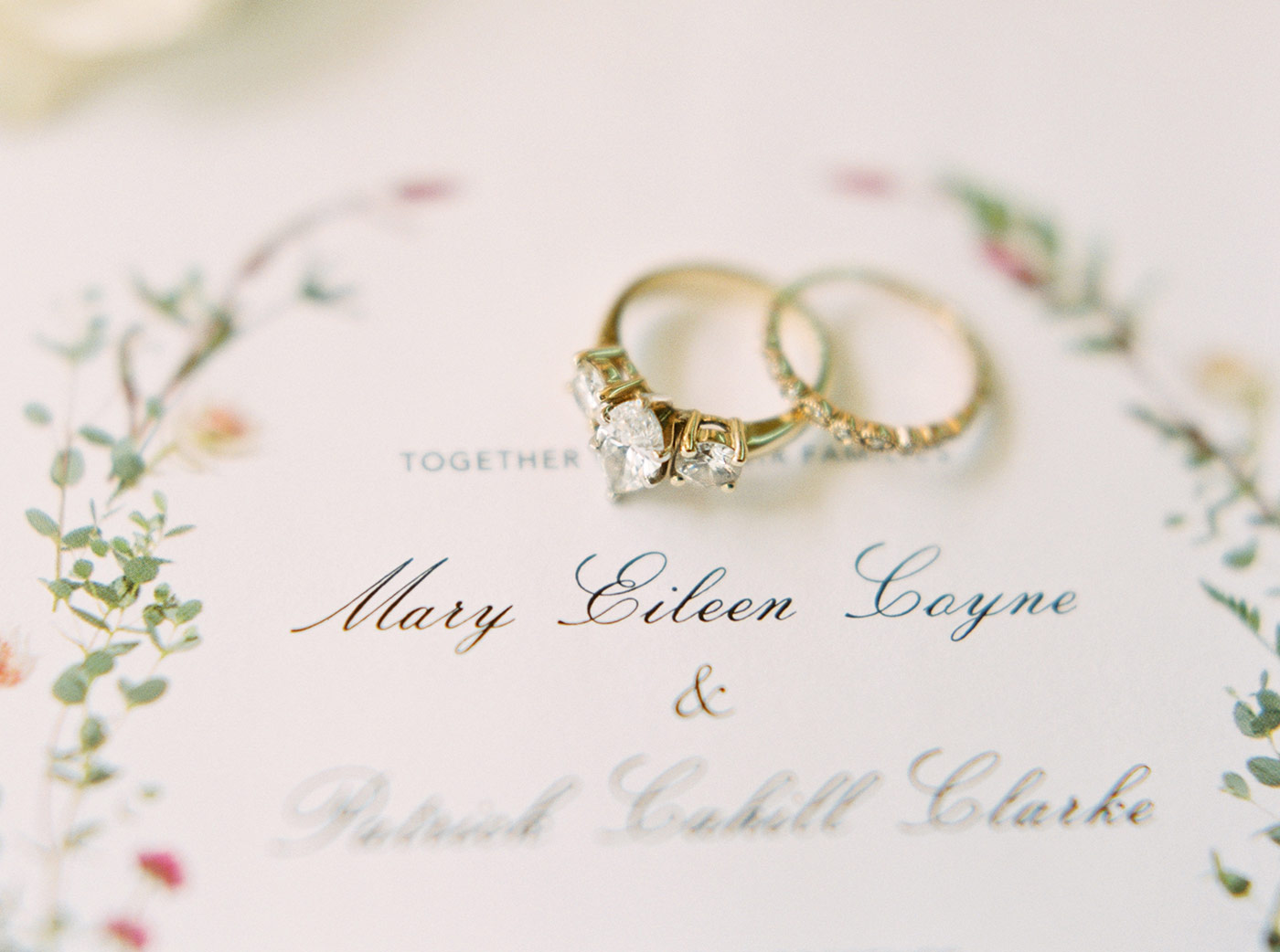 Vintage Inspired Engagement Ring Setting