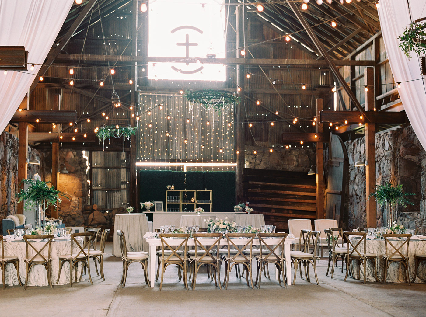 Santa Margarita Ranch Wedding Designed by Danae Grace Events and Photographed by Ashley Ludaescher Photography
