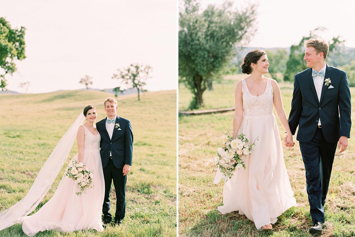 Fine Art Film Wedding Photographer San Luis Obispo California Ashley Ludaescher Photography