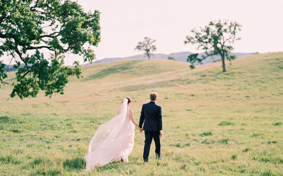 Mary & Patrick's Elegant Santa Margarita Ranch Wedding