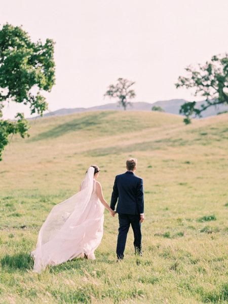 Mary & Patrick's Elegant Santa Margarita Ranch Wedding