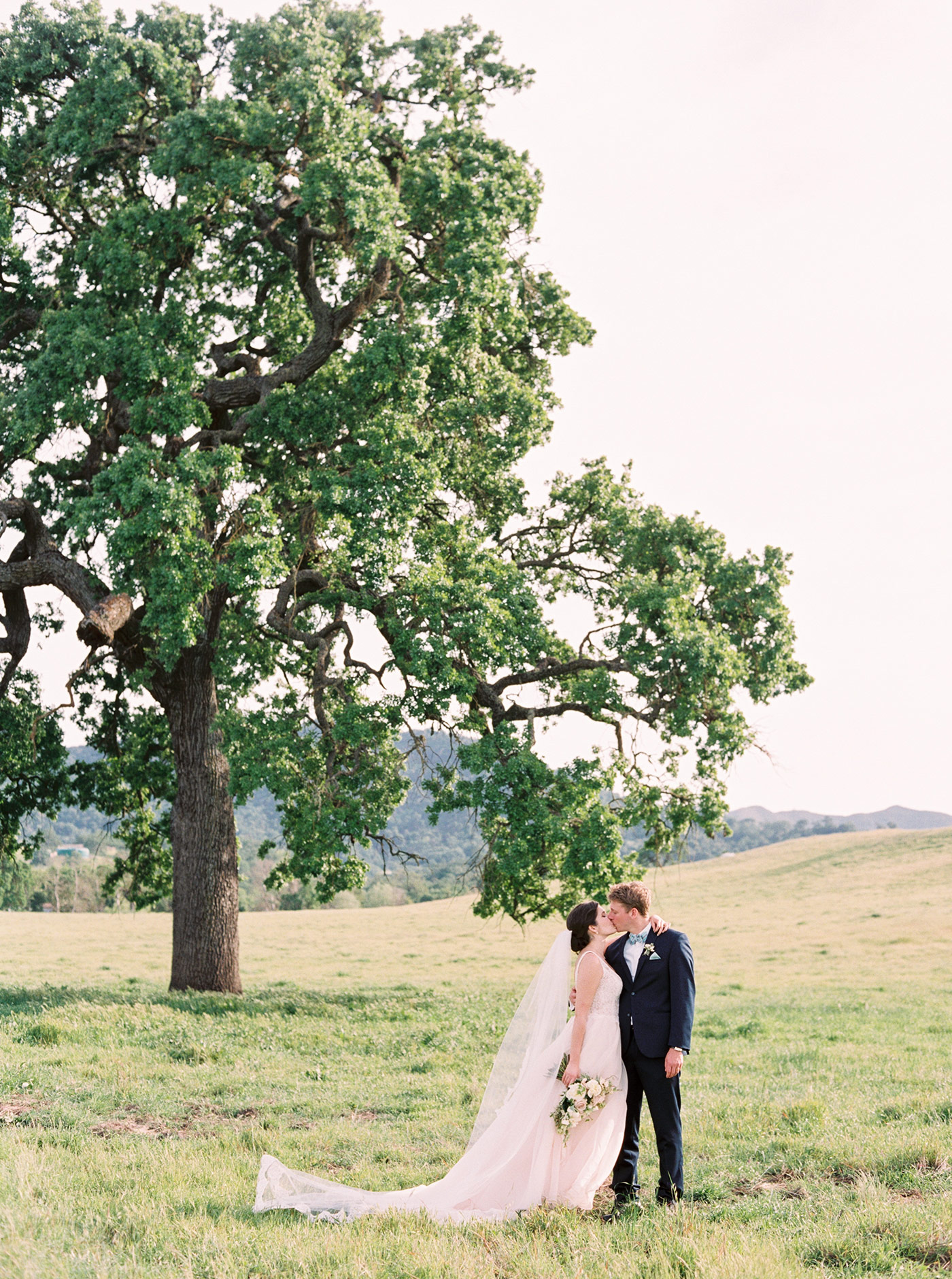 Fine Art Film Wedding Photographer San Luis Obispo California Ashley Ludaescher Photography