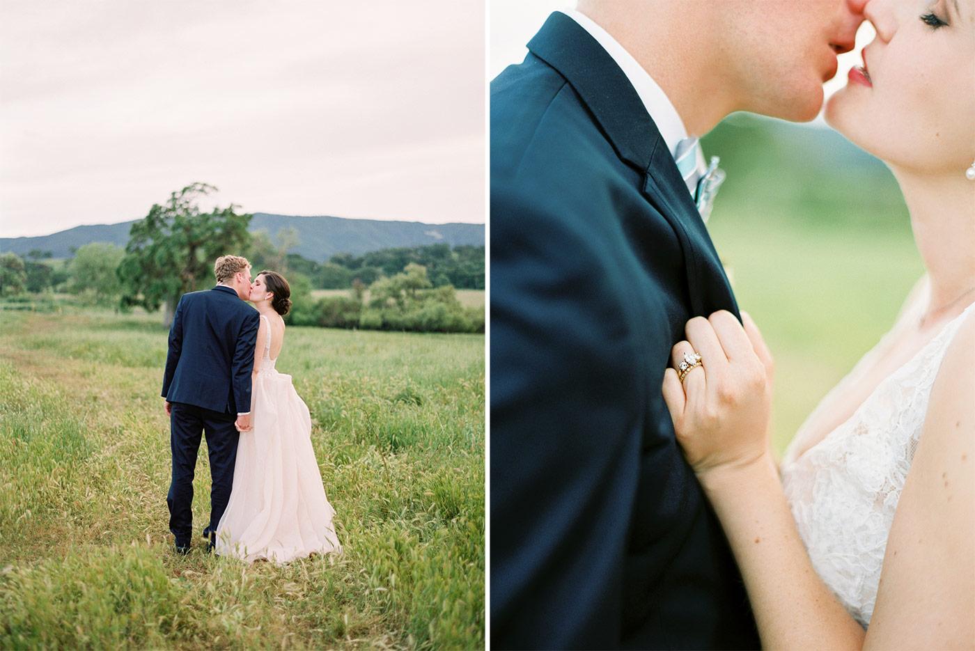 Fine Art Film Wedding Photographer San Luis Obispo California