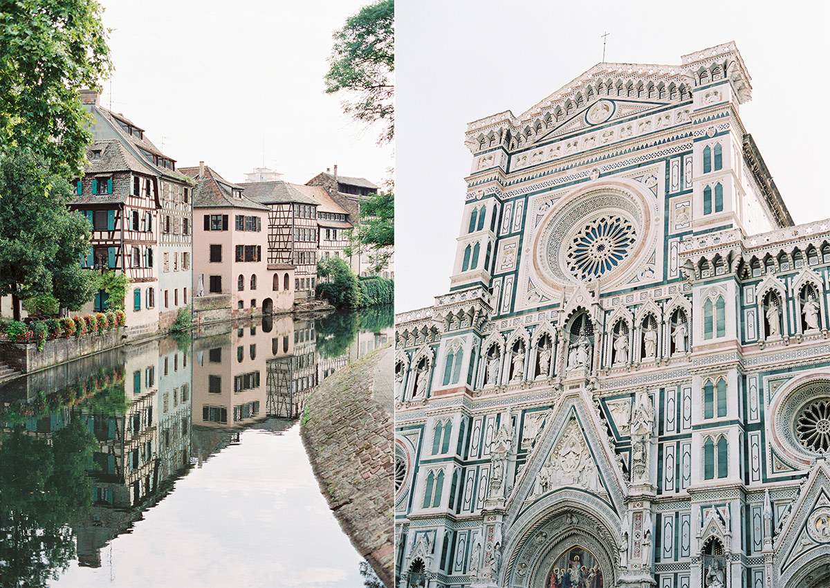 Florence Italy Fine Art Film Wedding Photographer