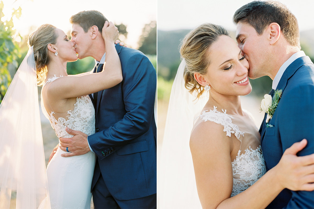 Carmel Valley Fine Art Film Wedding Photographer