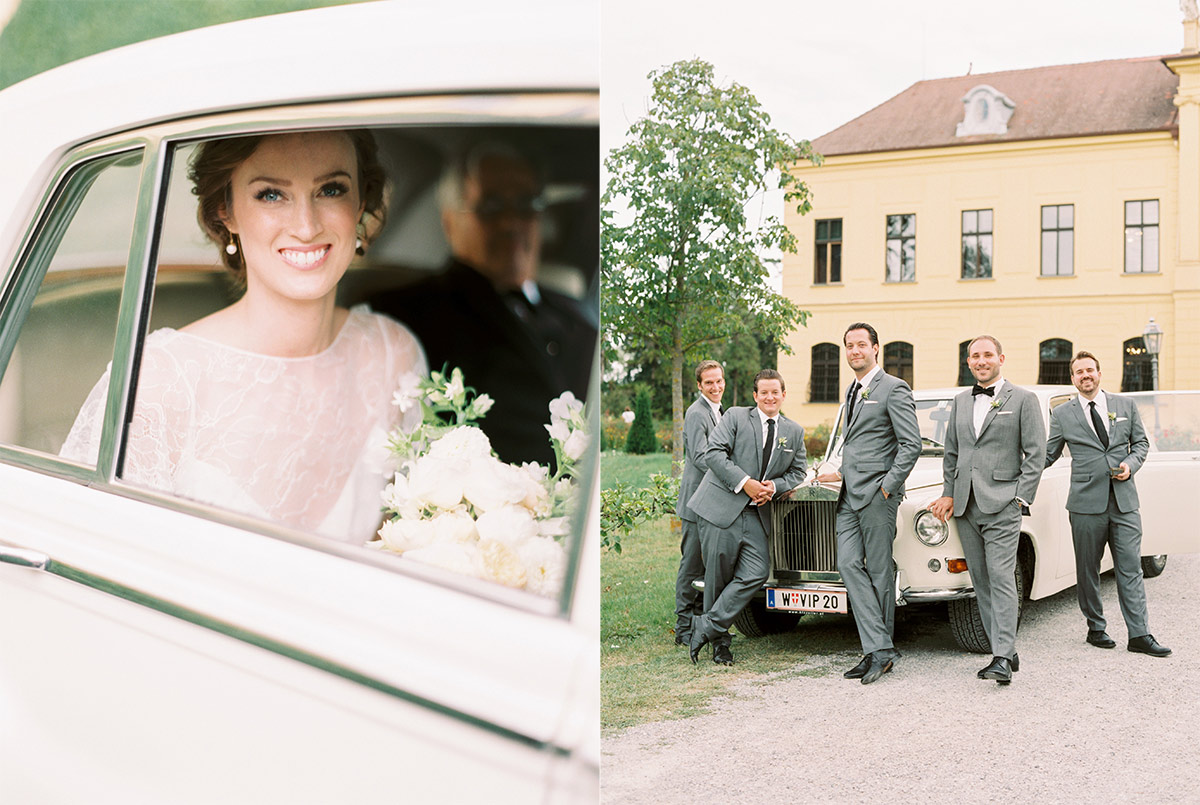 Vienna Austria Fine Art Film Wedding Photographer