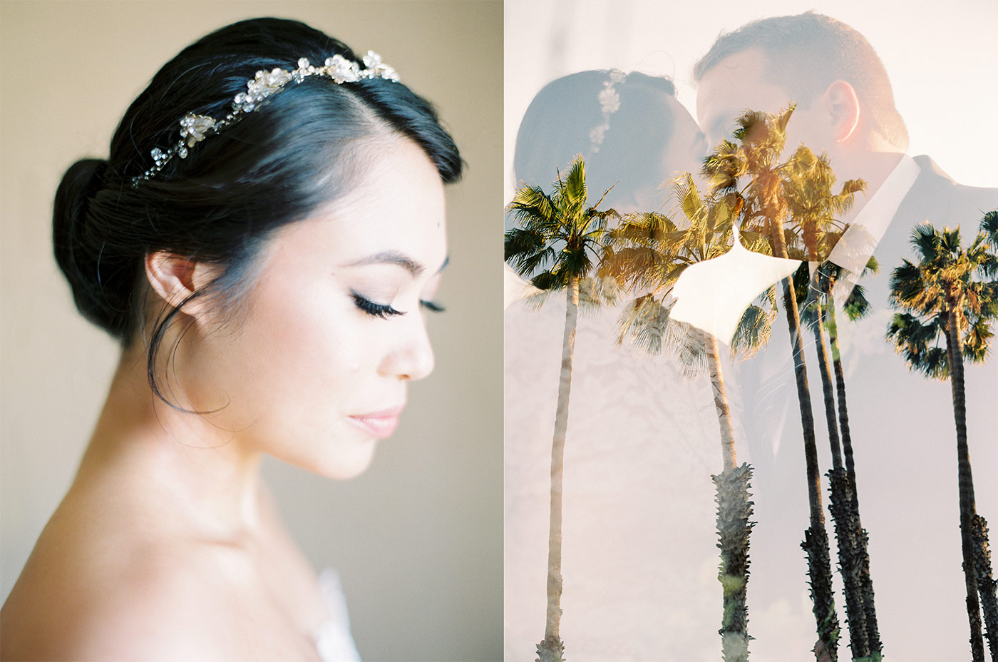 Santa Barbara Film Wedding Photographer