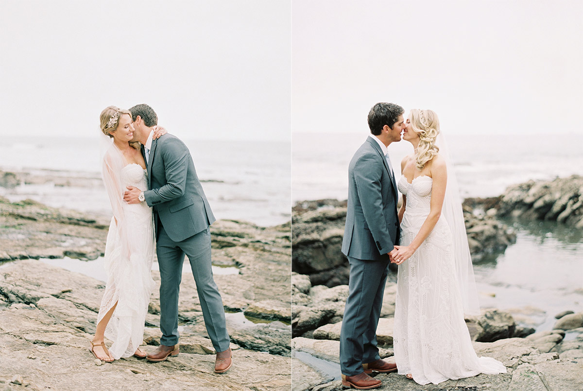 Shell Beach Wedding Photographer