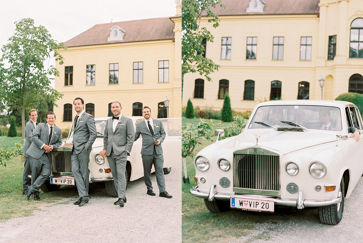 Schloss Eckartsau Castle Wedding Fine Art Film Photographer Vienna Austria Ashley Ludaescher Photography
