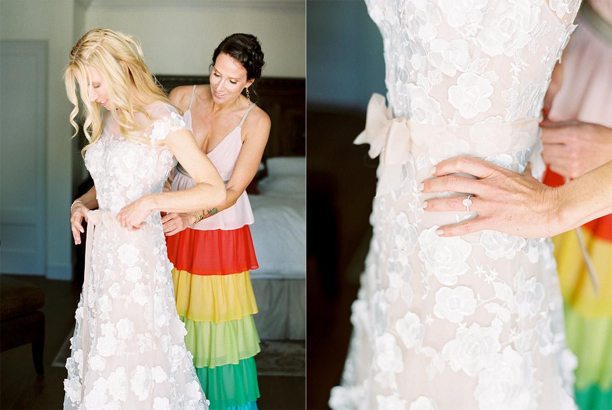 Belmond El Encanto Santa Barbara Intimate Wedding