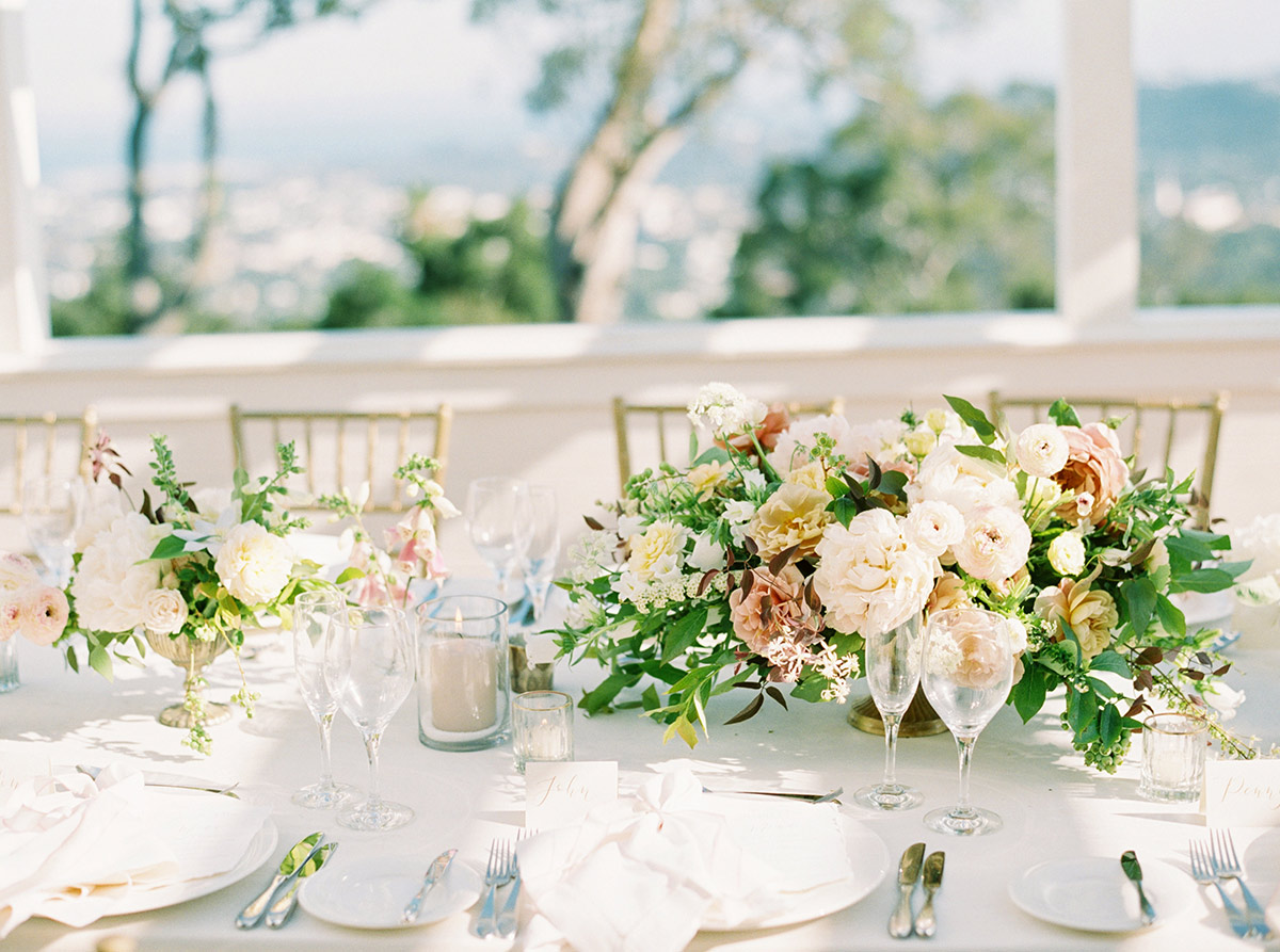 Belmond El Encanto Santa Barbara Intimate Wedding