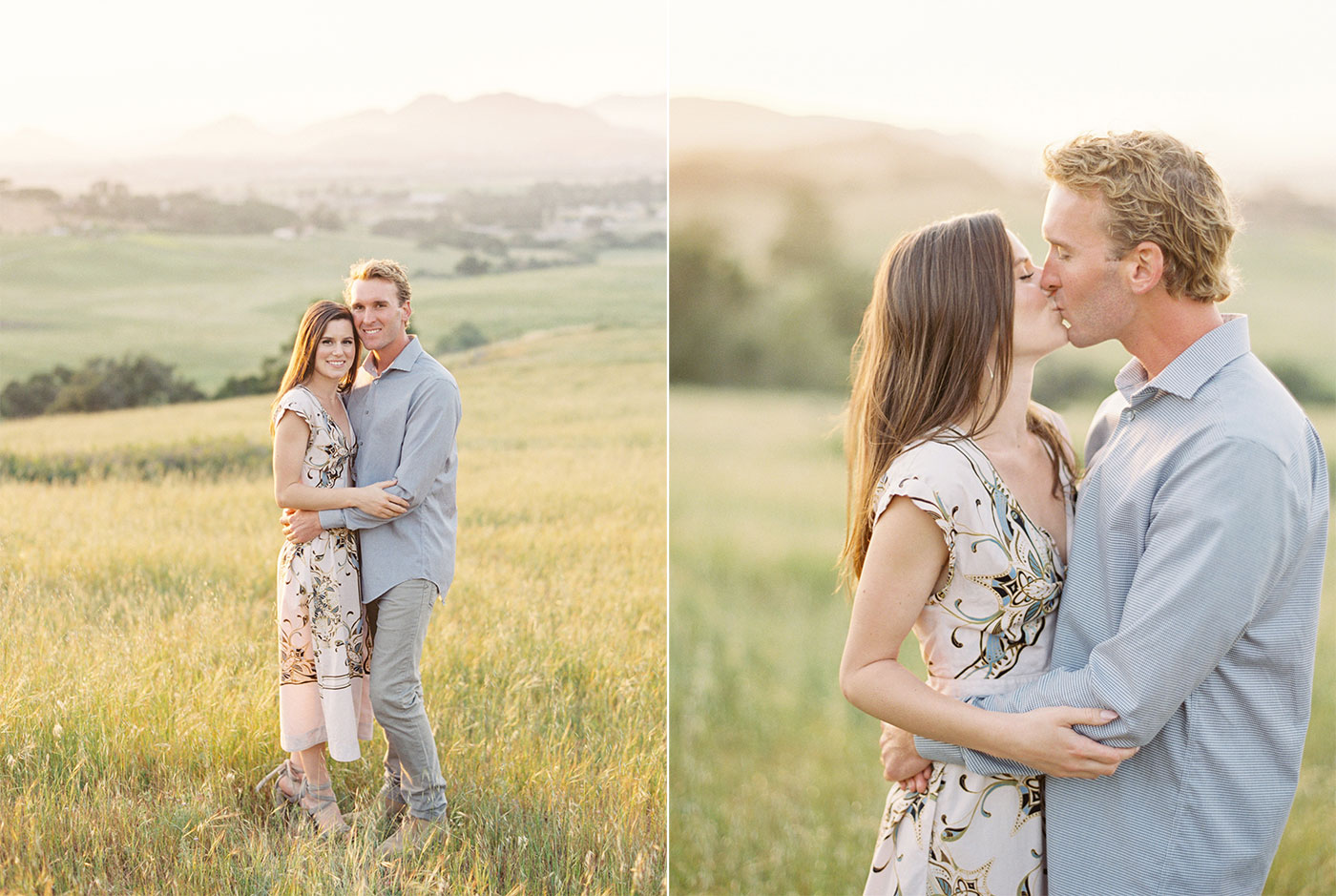 San Luis Obispo Engagement Photos