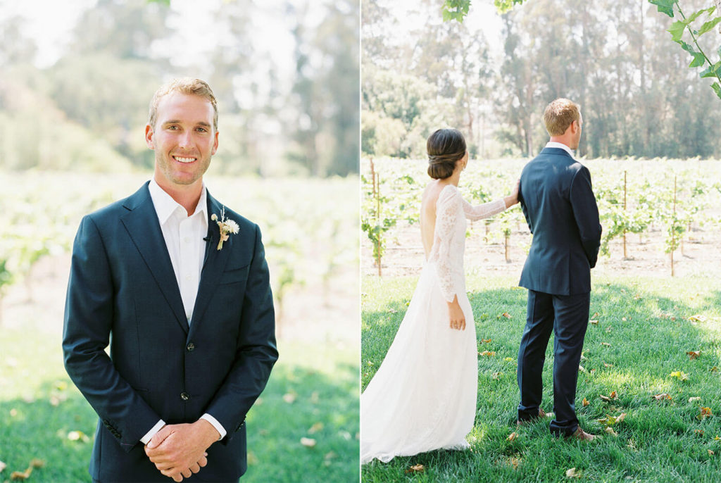 Greengate Ranch Vineyard Modern Luxury Bohemian Wedding Ashley Ludaescher Photography