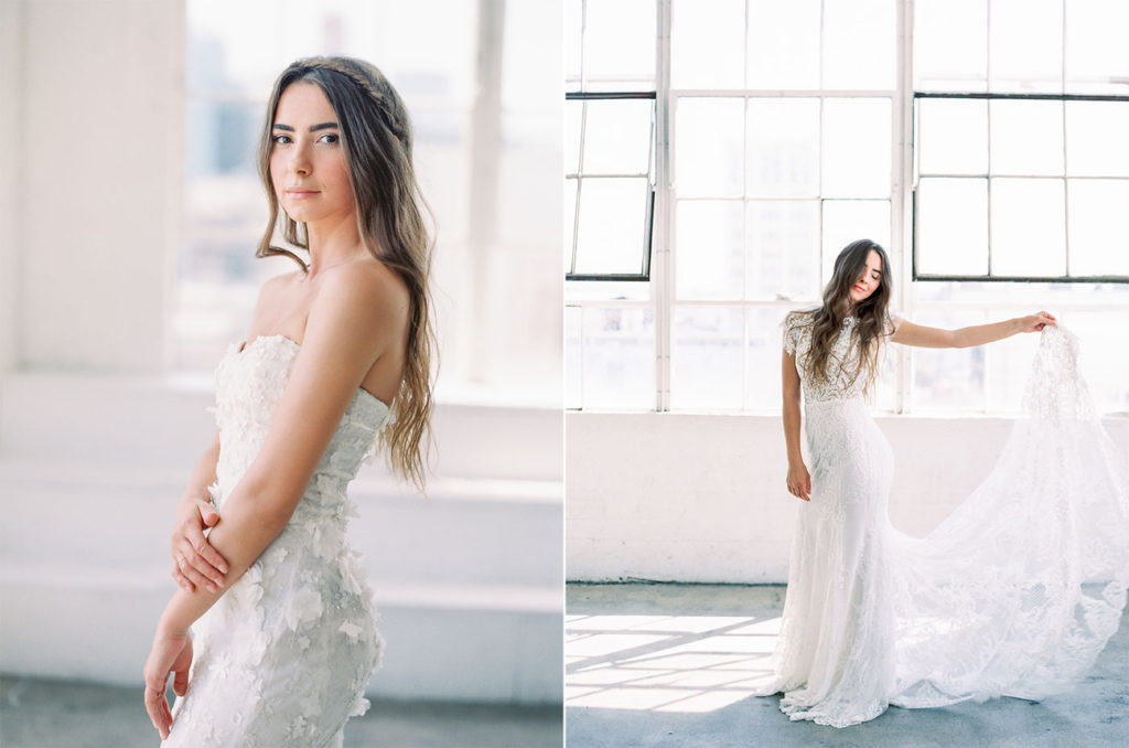 Los Angeles Film Fine Art Wedding Photographer