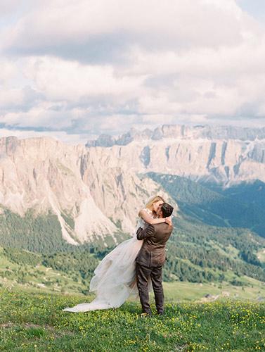South Tyrol Wedding Photographer