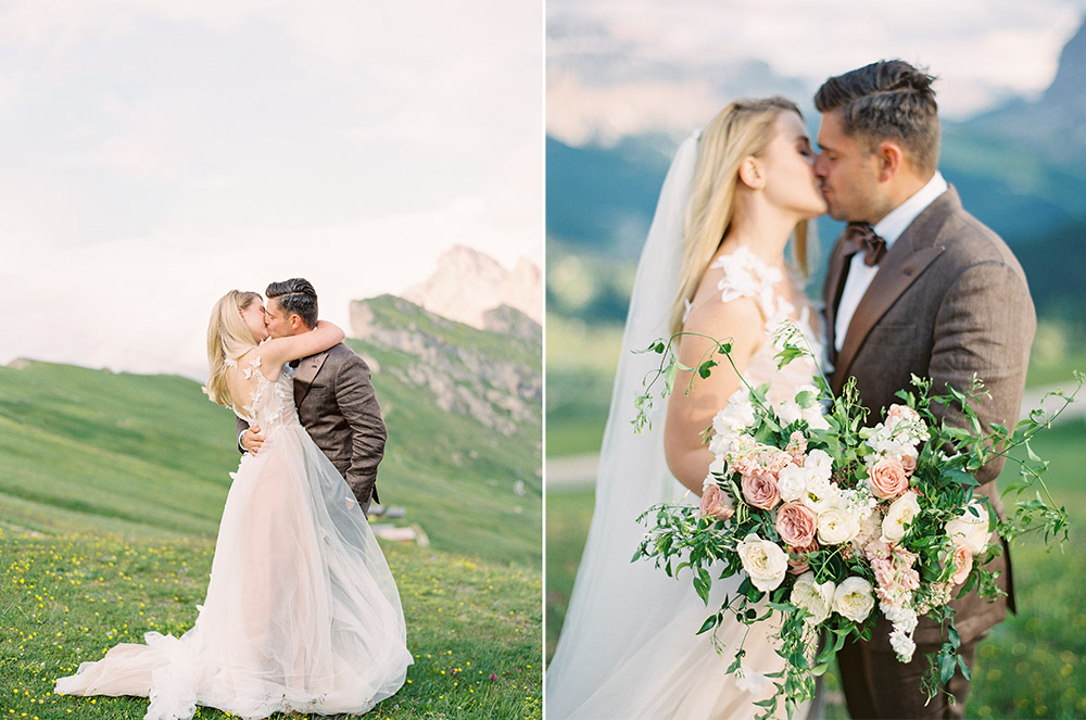 Dolomites South Tyrol Italy Wedding Photographer
