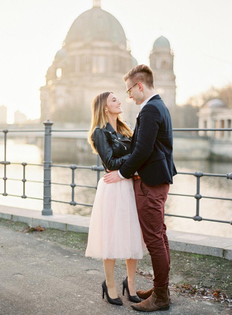 Berlin Engagement Photography